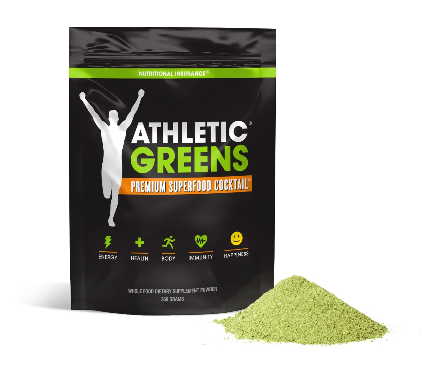 athletic greens premium superfood cocktail